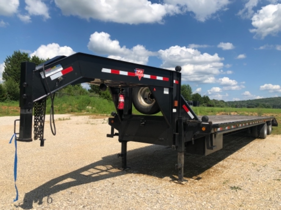 Used PJ Air Ride Trailer For Sale Air Ride Trailers