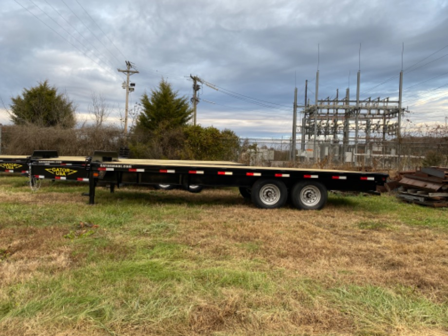 Flatbed Pintle Trailer Lexington KY Pintle Trailers